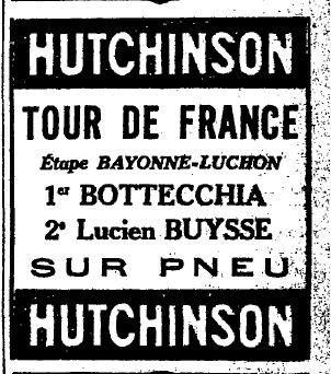 1924 : Bottecchia