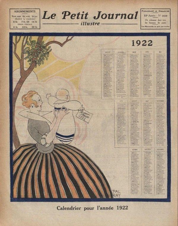 1921 : bonne année