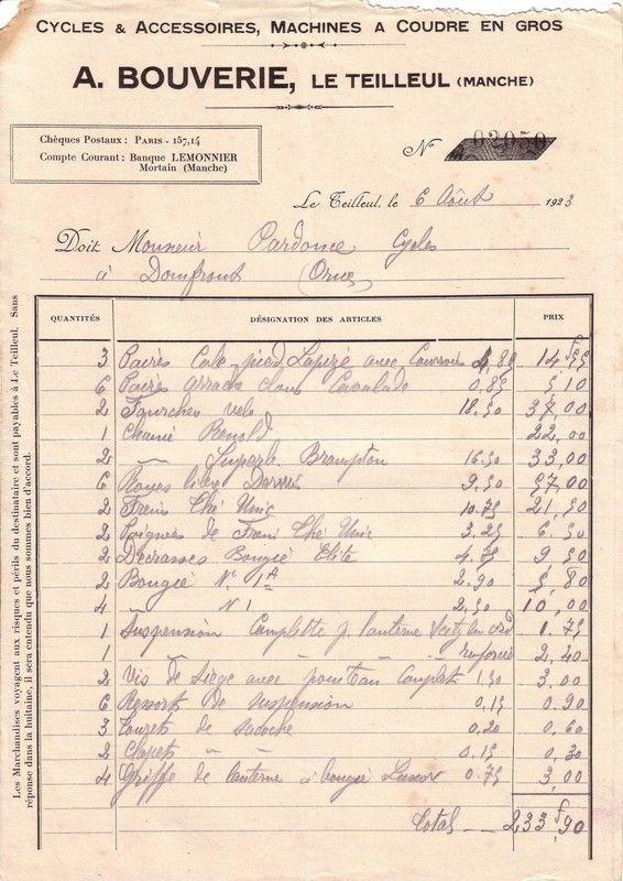 1923 : arrache-clous