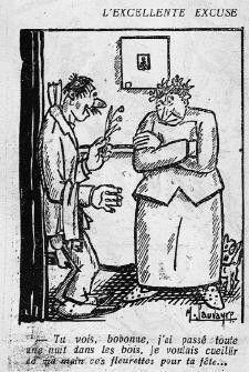 1923 : humour fête des mères