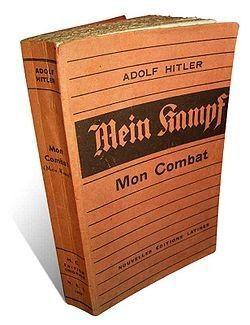 "18 juillet 1925 : ""Mein Kampf"""