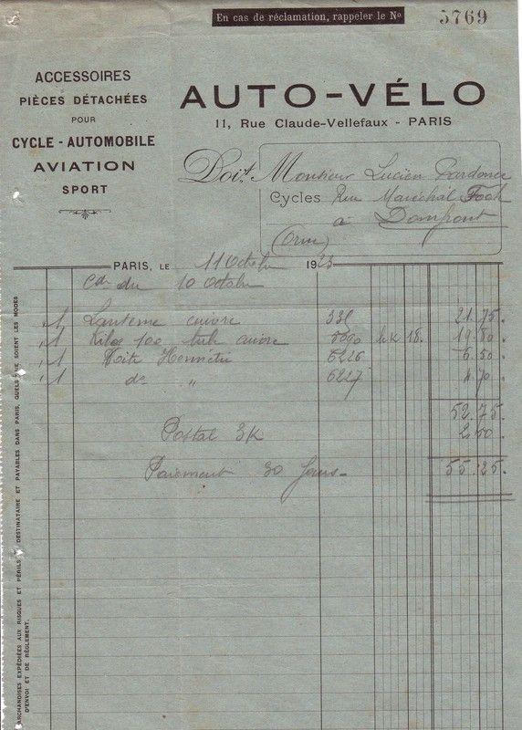 1923 : le cuivre
