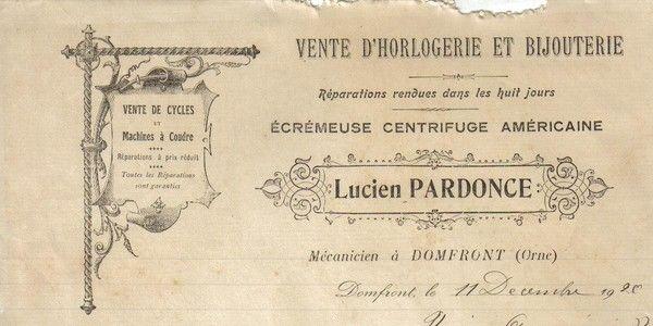 1921 : bilan