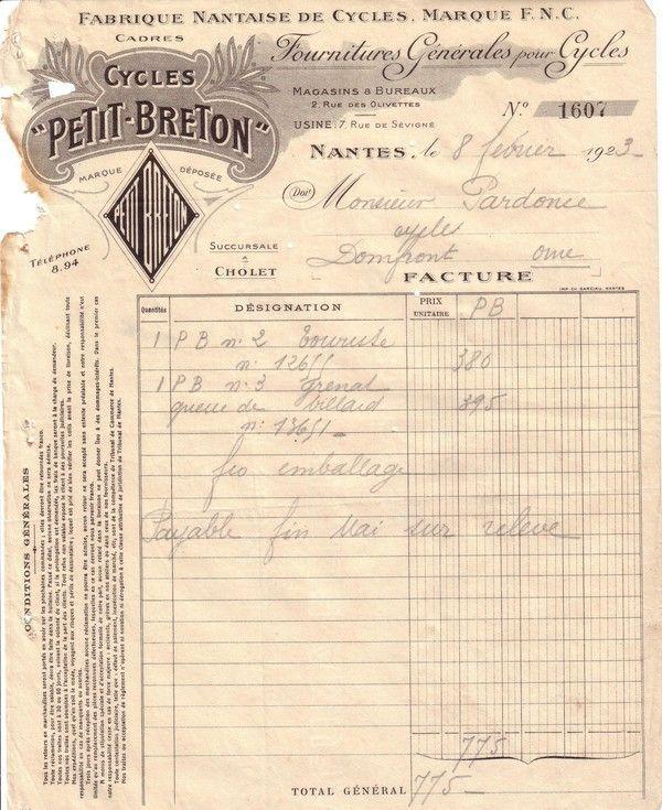 1923 : Petit-Breton (suite)