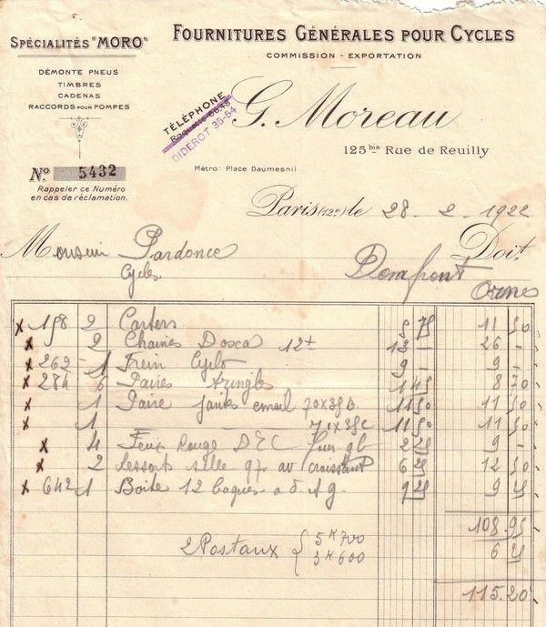 1922 : carter