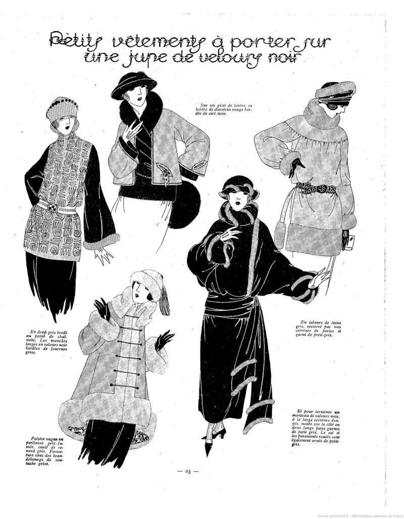 Femmes De France [1916]